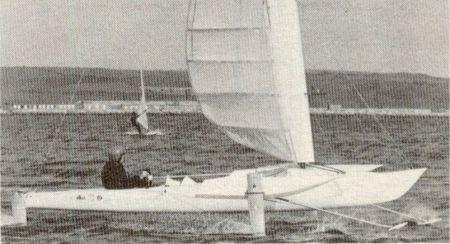Force 8 des frères Pattison -  Bateaux N°307 décembre 1983