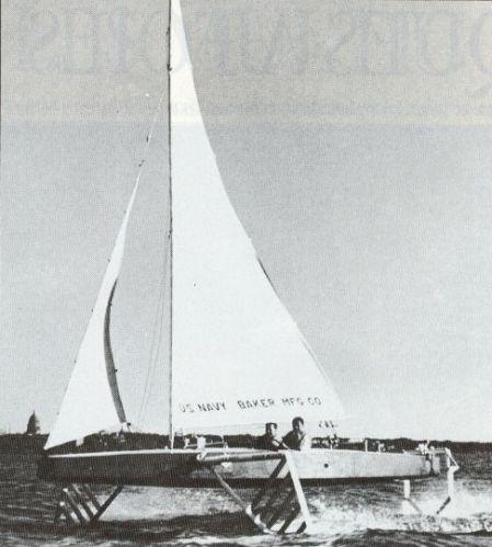 Monitor – Course au Large N°39 juin/juillet 1986