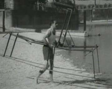 Wasserlaüfer - Julius Schuck