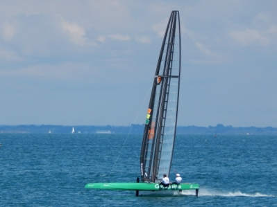 Groupama Class C - photo JF. Daron