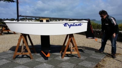 Optimist Erplast - photo F. Monsonnec
