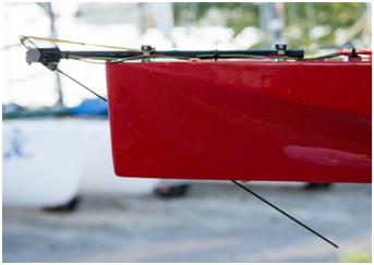 Palpeur électronique à faible inertie - photo Adrian Breitenmoser